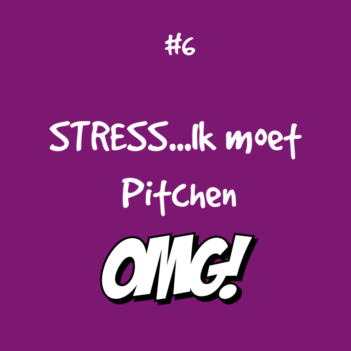 Tip #6 – Heb Jij Je Pitch Scherp?
